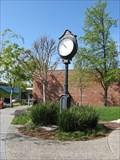 Image for Robert L Howard Memorial Clock - Livermore, CA
