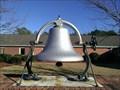 Image for Gilbert United Methodist Church bell - Gilbert, SC