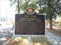 Image for Oak Park Montgomery's First Public Park - Montgomery, Alabama