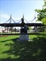 """Image for Bericht """"Das ist die neue Beethoven-Statue von Markus Lüpertz"""" - Bonn, NRW, Germany"""