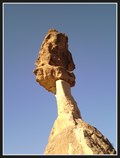 Image for Nature's Balanced Rock - Pasabagi, Turkey