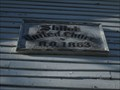 Image for Shiloh United Memorial Church - 1863 - Cramahe, ON
