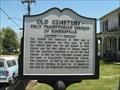 Image for Old Cemetery - First Presbyterian Church of Rogersville