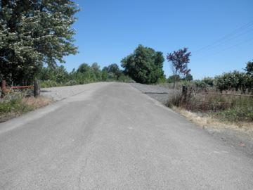 Columbia Avenue Access, 7/5/2011