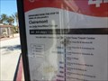 Image for 44 Bus Map - San Diego, CA