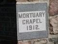 Image for 1912 - Riverside Mortuary Chapel - Clinton, Michigan