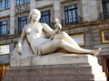 Image for Reclining Female Figure - Barcelona, Spain
