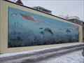 Image for [LEGACY] Tios Sea Creatures Mural - Ann Arbor, Michigan