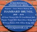 Image for Isambard Brunel - Bristol Aquarium, Anchor Road, Bristol, UK