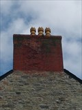 Image for Rorke's Stone House Chimney Pots, Carbonear, Newfoundland