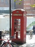 Image for Red Telephone Box - Spencer Street, London, UK