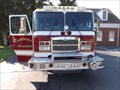 Image for Engine 2, Albemarle Fire Department, Station 2