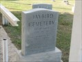 Image for Jay Bird Cemetery - Parker County, Texas