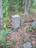 Image for MA-RI Border Marker at Route 152 - Seekonk, MA - East Providence, RI