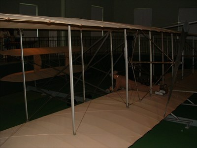 1905 Wright Flyer, Dayton Aviation Heritage NP