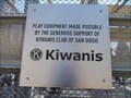 Image for Kiwanis Playground  -  San Diego, CA