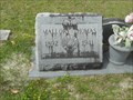 Image for Mallory Thomas - Crosby Lake Cemetery - Starke, FL