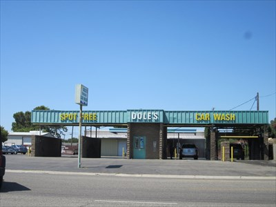 Dole's Touchless Car Wash - Rio Vista, CA - Coin Operated