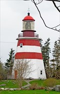 Image for Seal Island Lighthouse - Barrington, NS