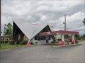 Image for Howard Johnson's - A-Frame Motor Lodge and Restaurant complex - Manning, South Carolina