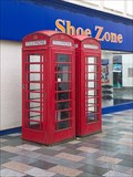 Image for Red Telephone Boxes Strand Street — Douglas, Isle of Man