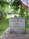 Image for General Henry Knox Passed Through Here - Sudbury