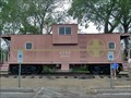 Image for ATSF Caboose 999719 - San Augustine, TX