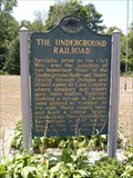 Image for Underground Railroad Junction - Vandalia, MI