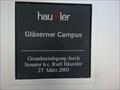 Image for Häussler Gläserner Campus - Stuttgart-Vaihingen, Germany, BW