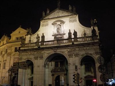 Estabilishing of the General Seminary - Clementinum main portal / Založení Generálního semináre - Hlavní portál Klementina (Prague)
