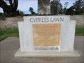 Image for Cypress Lawn Memorial Park - 100 years - Colma, CA