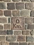 Image for 0 km sten - Odense, Denmark