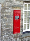 Image for VICTORIAN POST BOX TINTAGEL CORNWALL