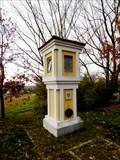 Image for Brick wayside shrine - Wolkersdorf im Weinviertel, Austria
