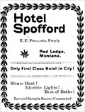 Image for Hotel Spofford - Red Lodge, MT