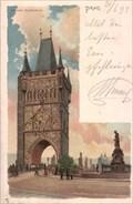 Image for Old Town Bridge Tower  - Prague, Czech Republic