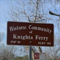 Image for Knights Ferry Recreational Area, Knights Ferry, CA