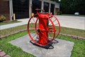 Image for Wheeled Fire Extinguisher - Pilot Fire Dept, Thomasville, NC,USA