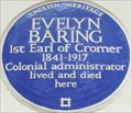 Image for Evelyn Baring - Wimpole Street, London, UK