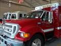Image for Pinehurst Fire Dept Truck 919 - Pinehurst, NC, USA