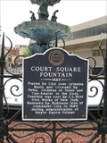 Image for Court Square Fountain
