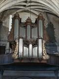 Image for L'Orgue de l'Église abbatiale Saint-Saulve - Montreuil-sur-Mer, France
