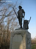 Image for Minuteman Statue, North Bridge, Battles of Lexington and Concord - Concord, MA