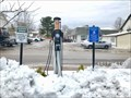 Image for EV Charging Station at An Unlikely Story bookshop - Plainville, Massachusetts  USA