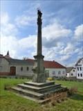 Image for Marian Column - Krásná  Hora  nad Vltavou, Czech Republic