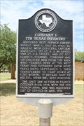 Image for Company I 7th Texas Infantry