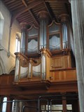 Image for St Giles-without-Cripplegate Organs - London, England, UK
