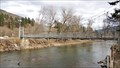 Image for Granby River Suspension Bridge - Grand Forks, BC