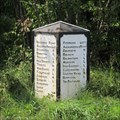 Image for Waymarker Milestone - Upper Largo, Fife.