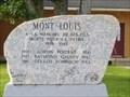 Image for Mémorial de Guerre - War Memorial - Saint-Maxime-du-Mont-Louis, Québec